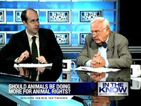 Should Animals Be Doing More For Animal Rights?