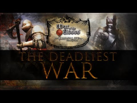 Chivalry - War of the Roses on Steam: http://bit.ly/PUfJet War of the Roses on GamersGate: http://bit.ly/SZBKai Chivalry: Medieval Warfare on Steam: http://bit.ly/RTkGn...