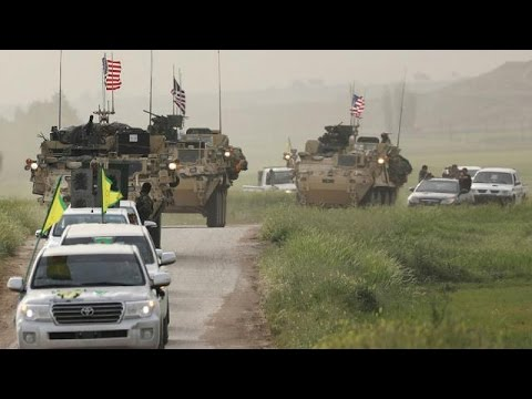 Όπλα στους Κούρδους της Συρίας στέλνουν οι ΗΠΑ