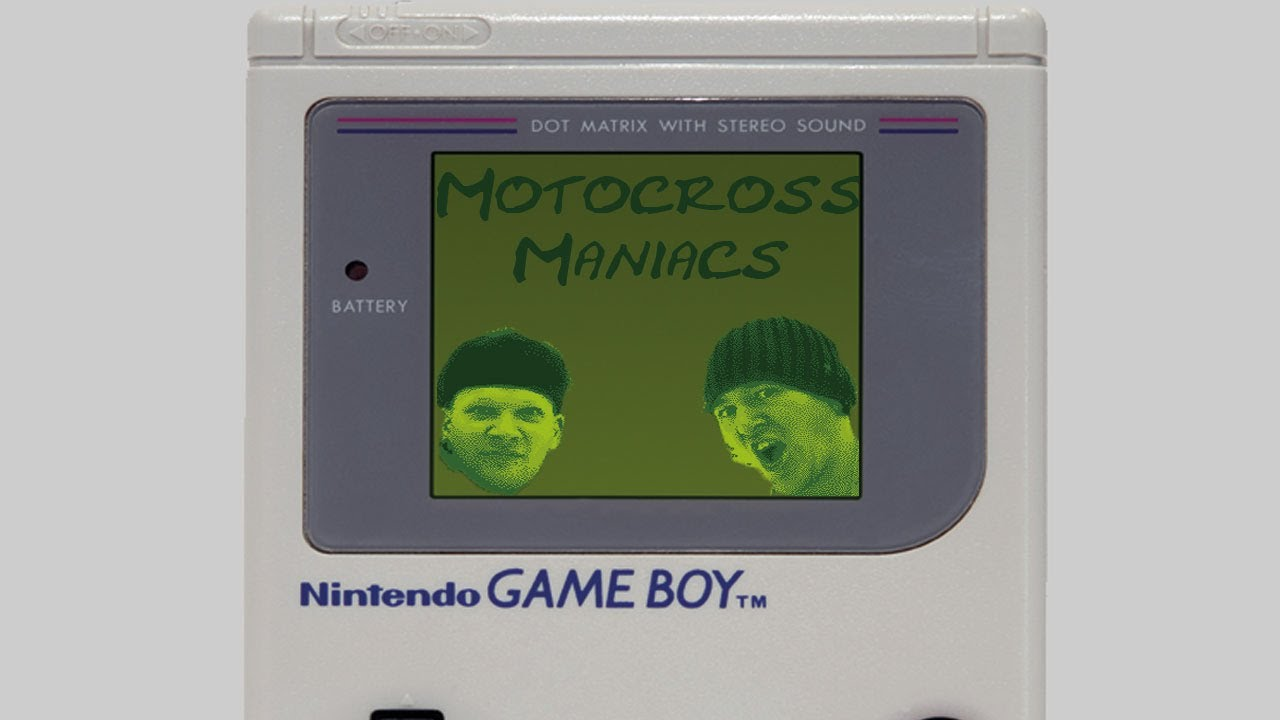 Spiele-Ma-Mo: Motocross Maniacs (GameBoy)