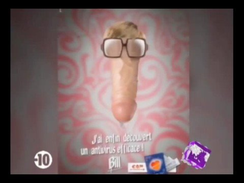 Love Condom :The DickHeads on Canal Plus (France)