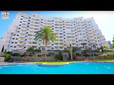 184000€/Недвижимость в Испании/Новая квартира в Бенидорме для сдачи в аренду, жизни, отдыха/Ла Кала