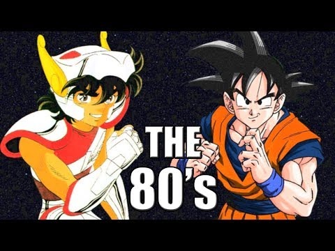 Top 80 Anime Openings Of The 80's