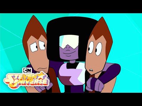 Garnet Meets the Off-Colors | Steven Universe | Cartoon Network