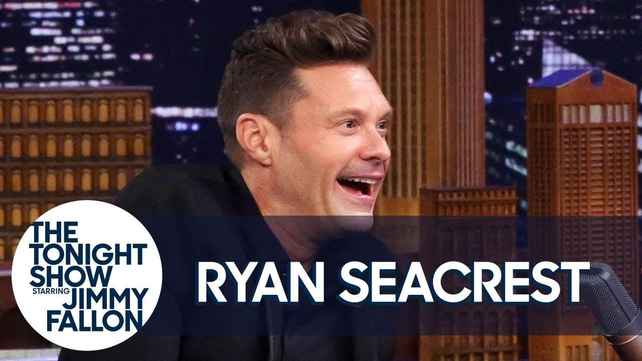 Ryan Seacrest Confesses He Clogged a Kardashian's Toilet - YouTube