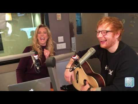Video Ed Sheeran Joins The Bert Show! download in MP3, 3GP, MP4, WEBM, AVI, FLV January 2017