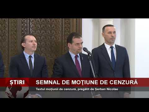 Marcel Ciolacu anunță o iminentă moțiune de cenzură