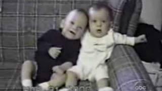 Lustige Babys