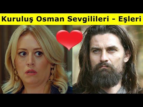 Kuruluş Osman Oyuncularının Sevgilileri ve Eşleri