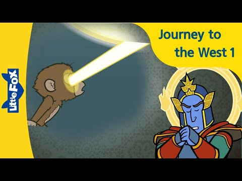 Journey to the West 1  Stories for Kids   Monkey King   Wukong