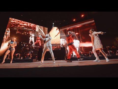 Coachella 2019. Taki Taki Live.