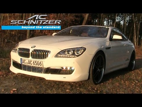 AC Schnitzer   2012 BMW 650i Coupe | Video