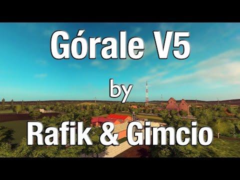 Gorale Map v5.0.3.0
