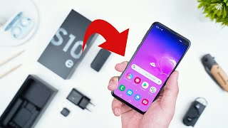 Video Rp10.5 Juta! Unboxing Samsung Galaxy S10e Indonesia! MP3, 3GP, MP4, WEBM, AVI, FLV Mei 2019