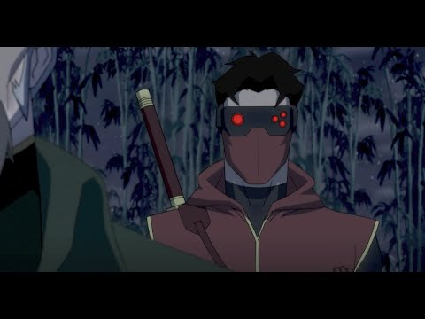 Young Justice S3 Clip/Jason Todd and Damian Wayne Appearance