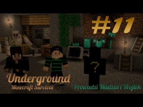 Underground Survival Minecraft #11 /Manaick