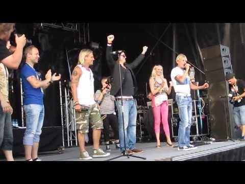 Suomipop Festival: Matti Nykänen, Jaajo, Susanna Laine, Neljä Ruusua tekijä: SielutaR Blogi