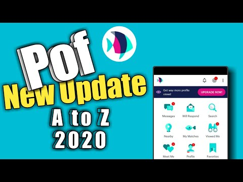 Pof New Update 2020    100% Secrate Working  Method (A to Z)    Pof Number Verify Method 2020