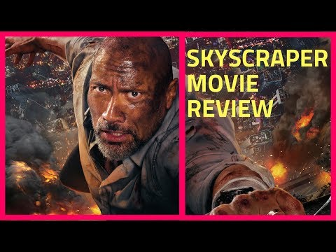 Skyscraper Movie Review: The Duct-Tape edition