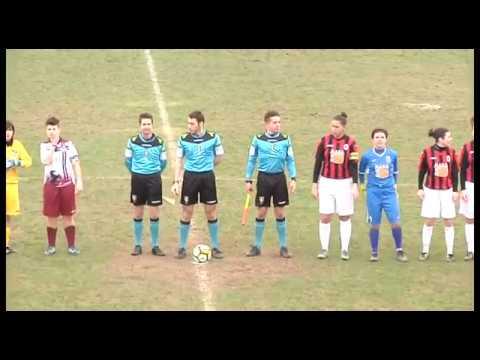 Calcio femminile / Acf Arezzo-Lucchese 4-0