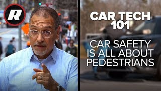 Car Tech 101: The safest new cars will soon save pedestrians | Cooley On Cars by Roadshow