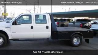 2006 Ford F350 XLT - for sale in AMARILLO, TX 79110