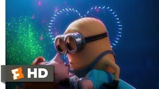 Minions IN LOVE  Minions KISSING + ELSA FROZEN