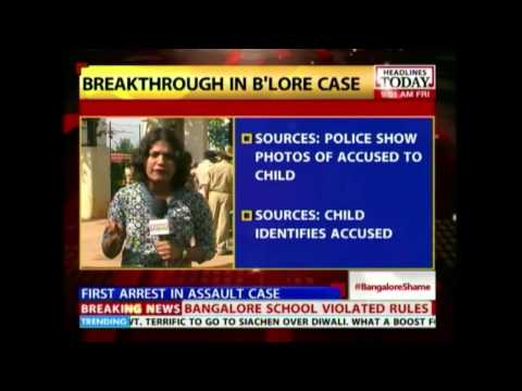 child rape - The Chief Minister of Karnataka has confirmed that the police have arrested one person with relation to the Bangalore child rape case. Sources say the police are proceeding with caution, and...