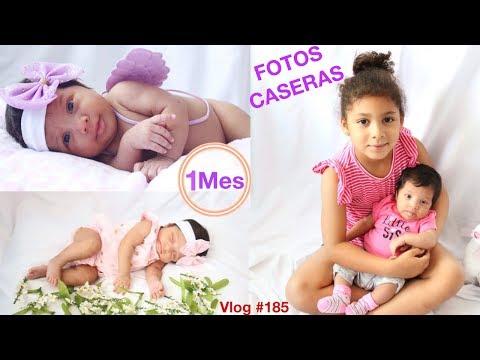 Fotos de amor - SESION DE FOTOS 1 MÊS DE MI BÊBE + FOTOS CASERAS  Linda cubana Vlog