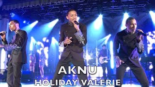 Aknu Holiday Valerie Performance Live