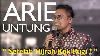 Video Dahsyat! Perjalanan hijrah Arie Untung - Amazing Muharram #7 MP3, 3GP, MP4, WEBM, AVI, FLV April 2019