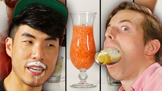 Download Youtube: The Try Guys Sexy Alcohol Taste Test