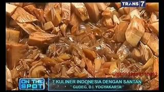On The Spot - 7 Kuliner Indonesia Dengan Santan