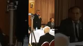 Posłuchajcie patrioty Czarneckiego na występach w Chicago,jak donosi na Polskę
