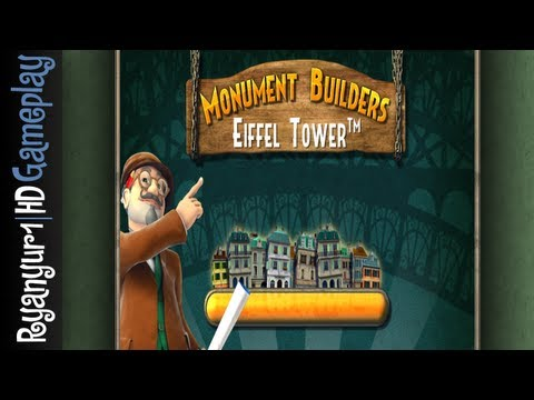 Monument Builders : Tour Eiffel PC