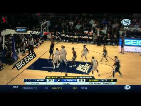 2014 BIG EAST Men's Basketball Tournament Highlight Reel