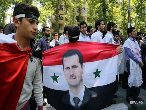 Российские политики встретились с Асадом, говорят у него все хорошо