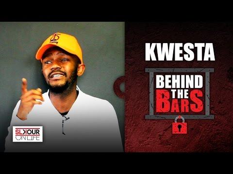 Behind The Bars: Kwesta Decodes Hyena