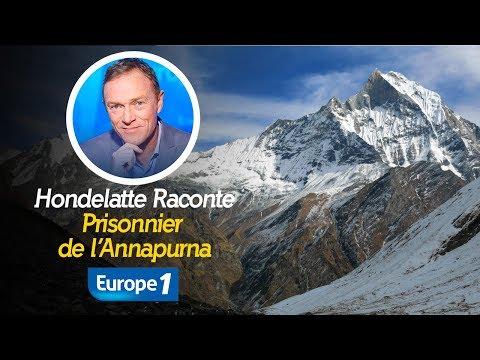 Hondelatte Raconte : Prisonnier de l'Annapurna (Récit Intégral)