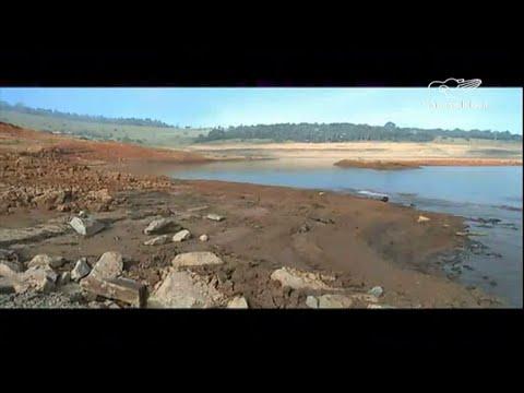 Crise da água em SP leva governo a buscar outro manancial - CN Notícias