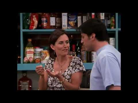 FRIENDS- Monica's cooking classes