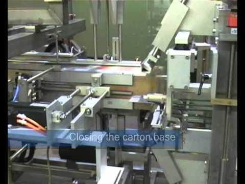 High Speed Case Erector SFS 350
