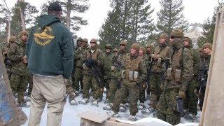 Marines Winter Training 2013