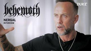 Behemoth - Interview Nergal - Paris 2018 - Duke TV [FR Subs]
