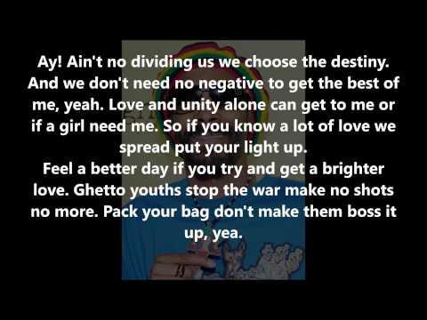 Snoop Lion Feat. Mavado &Amp; Popcaan - Lighters Up Download