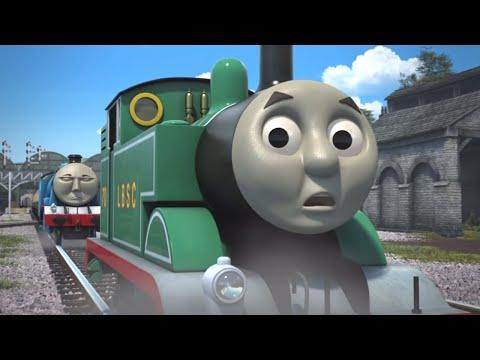 Thomas yeni bir renk alır! ⭐Thomas ve Arkadaşları Türkiye ⭐Çizgi film ⭐Tüm bölümler