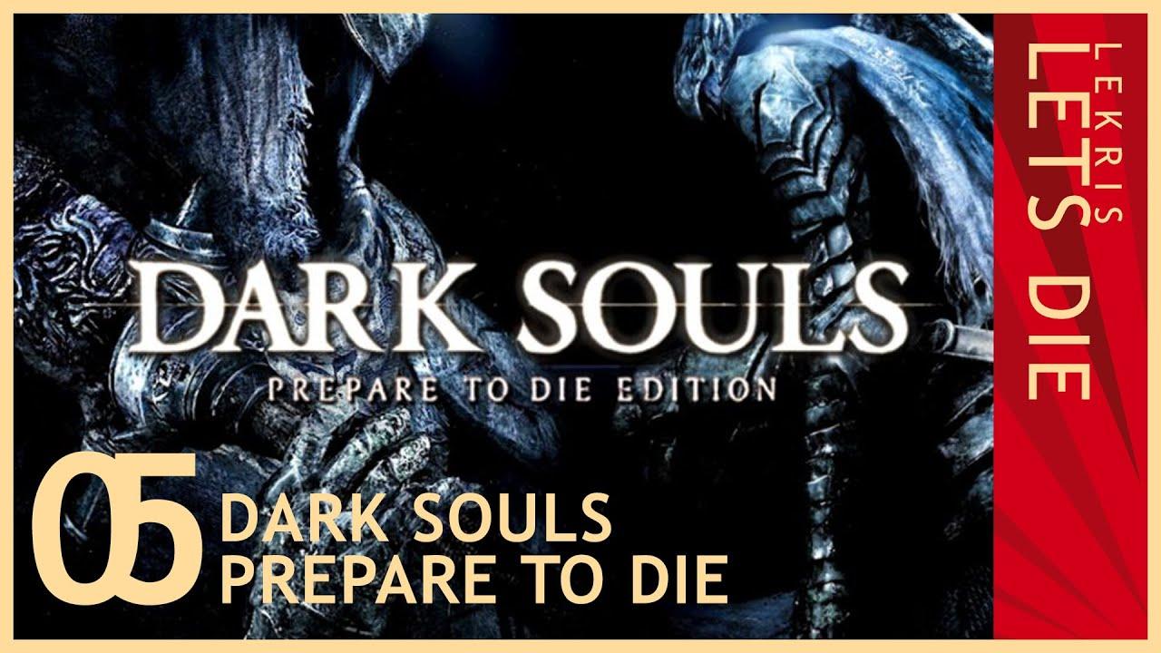 Let's Die - Dark Souls #05 - Zu Besuch beim Verkäufer