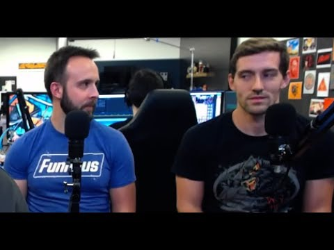 James Willems And Bruce Greene: Funhaus Fighting
