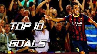 Alexis Sanchez´ zehn schönsten Tore für den FC Barcelona