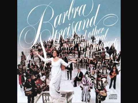 , title : 'BARBRA STREISAND Lied  auf dem wasser zu singen'